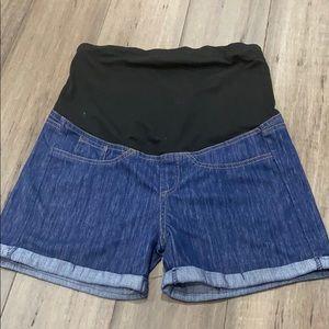 Ginkana | maternity cotton shorts